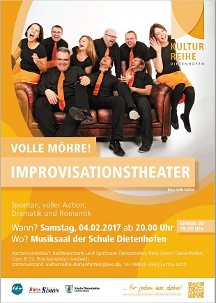 Volle Möhre Impro-Theater