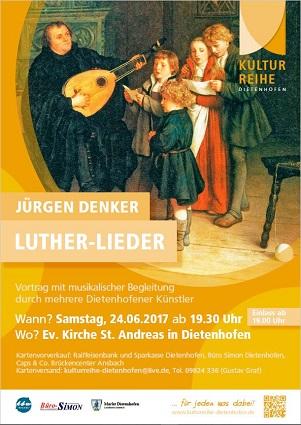 Luther - Lieder
