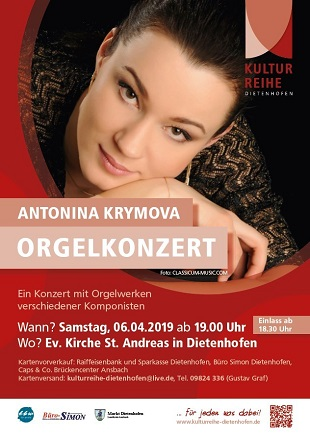 Antonina Krymova